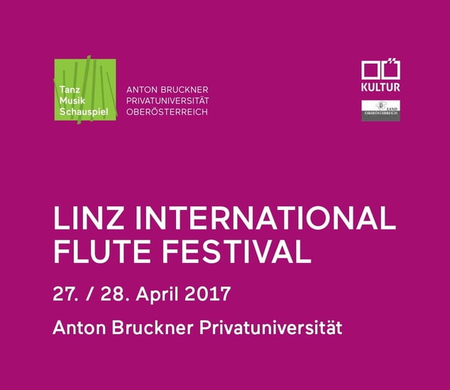 LINZ INTERNATIONAL FLUTE FESTIVAL